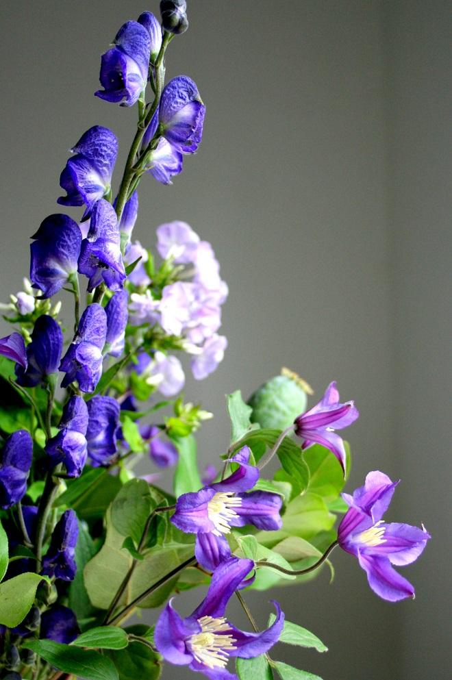 Summer bouquets - Cloverhome.nl