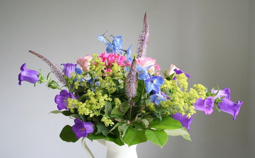 Summer bouquets: Mix and match