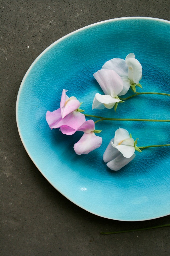 5 reasons to grow your own flowers: sweet peas - Cloverhome.nl