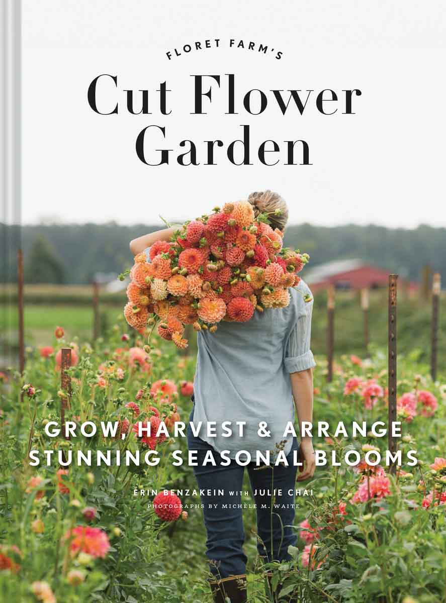 Book review: Cut Flower Garden by Erin Benzakein - Cloverhome.nl