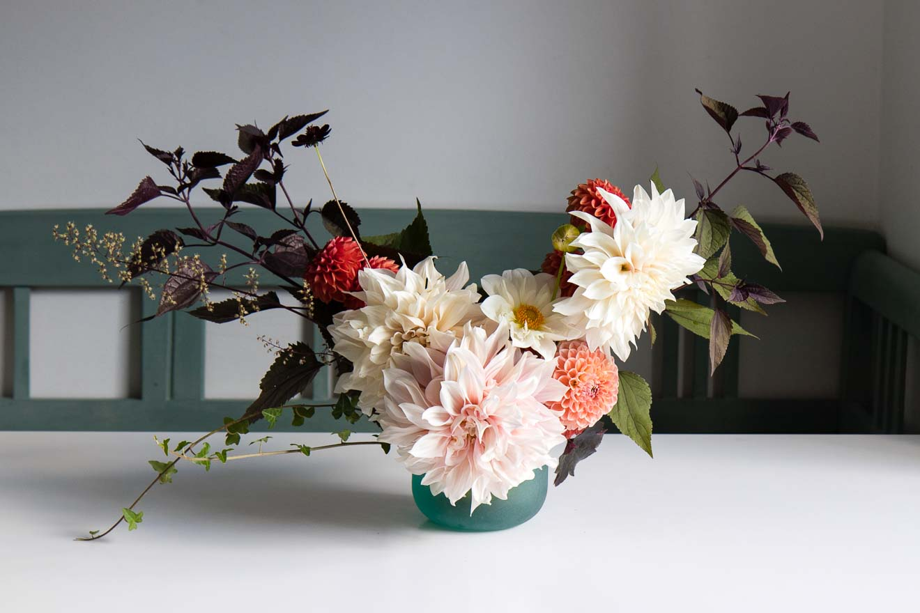 A Flower Arrangement Doesnu0027t Have To Be Difficult, Here Are 5 Easy Floral