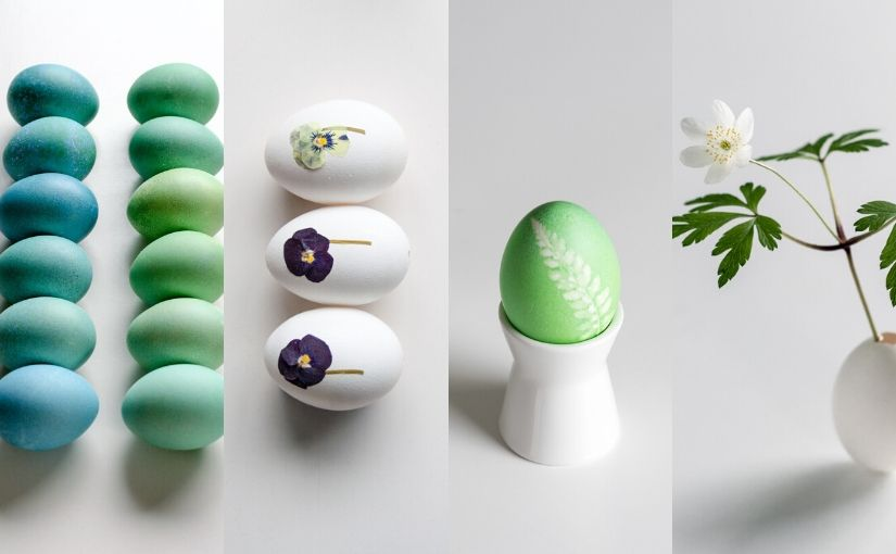 4 easy Easter egg decorating ideas