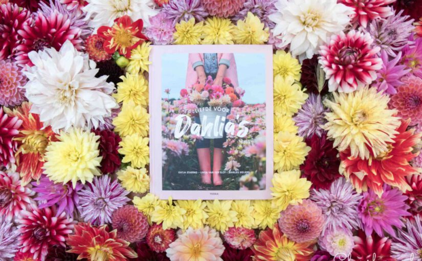 New and inspirational book: The Joy of Dahlias